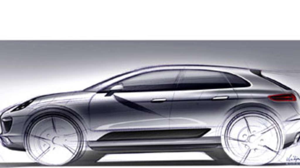 suv modell porsches neuer gel ndewagen hei t macan auto. Black Bedroom Furniture Sets. Home Design Ideas