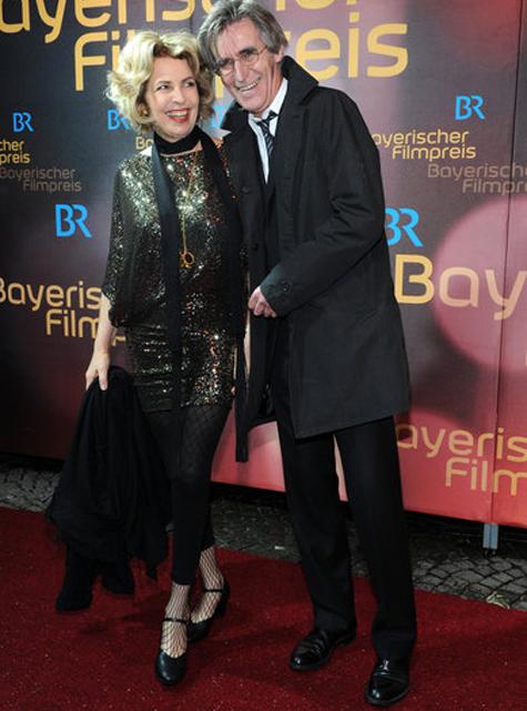 Schauspielerin Michaela May feiert am Sonntag 60. Geburtstag
