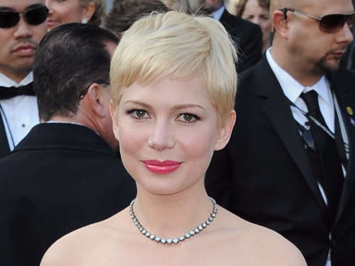 Michelle Williams: Marilyn Monroe war nur gespielt