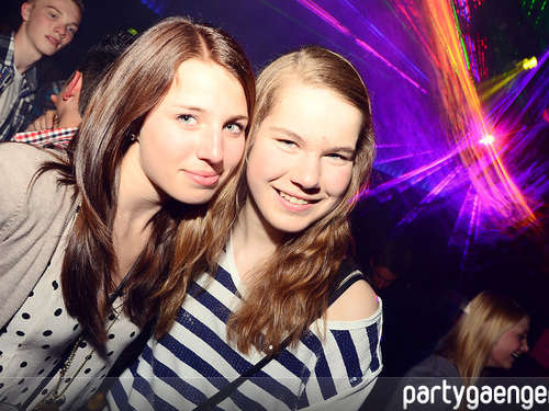 Sweet Sixteen meets 3-2-1 Party am 05.04.2012