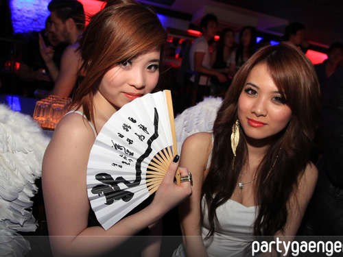 Crowns Club meets Asia am 13.04.2012