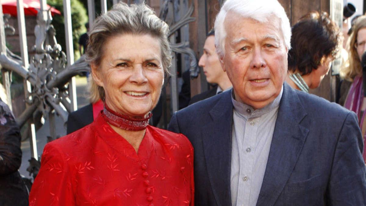 Peter Weck Freundin