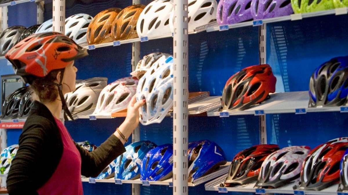 fahrrad oder bike stiftung warentest hat 34 helme f r. Black Bedroom Furniture Sets. Home Design Ideas