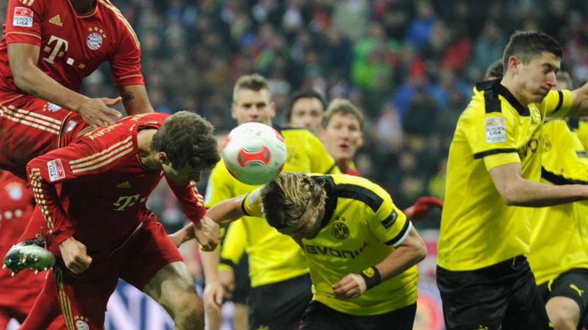 Bayern Dortmund Im Free Tv