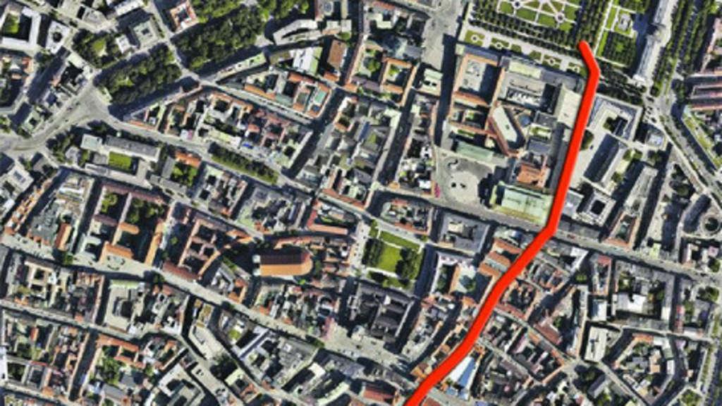 Autos raus: Neue Pläne für Marienplatz und Dienerstraße | Stadt