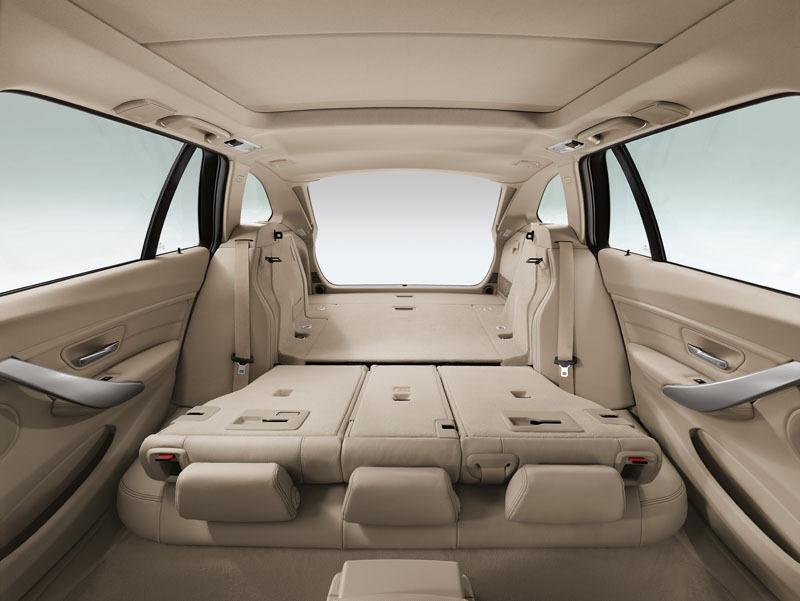 Der Neue Bmw 3er Touring Hat Mehr Platz Im Kofferraum Auto
