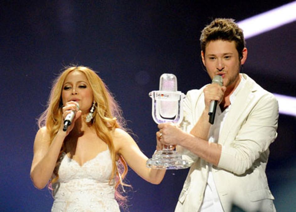 Song Contest 2012 Gewinner