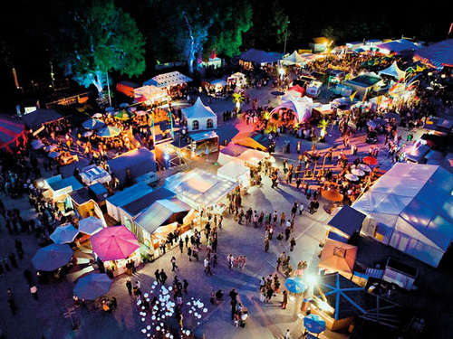 Festival-Sommer 2012 - die Highlights