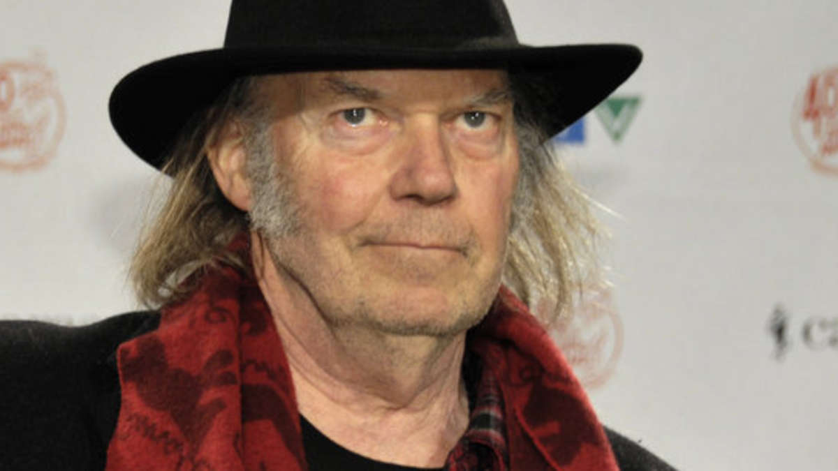 Neil Young hat kein Vertrauen in PolitikerNeil Young Hat