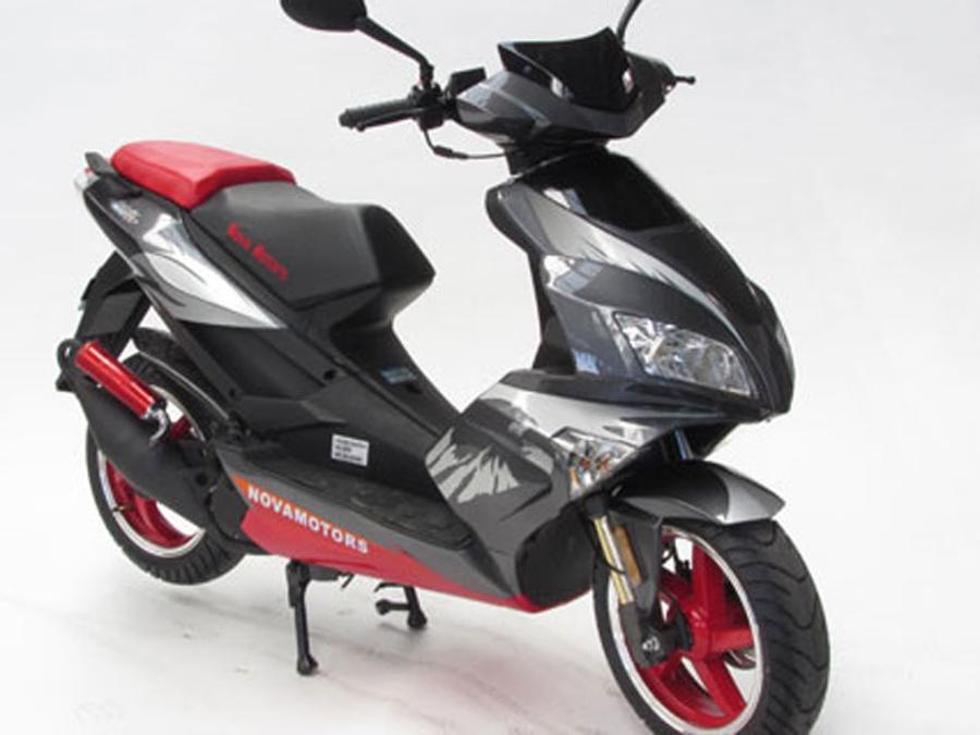 adac 50er roller im test marken berzeugen motorrad. Black Bedroom Furniture Sets. Home Design Ideas