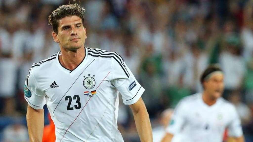 Viele Wollen Die Gomez Frisur Fc Bayern