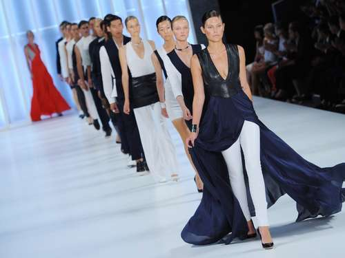 Stars zur Fashion Week erwartet