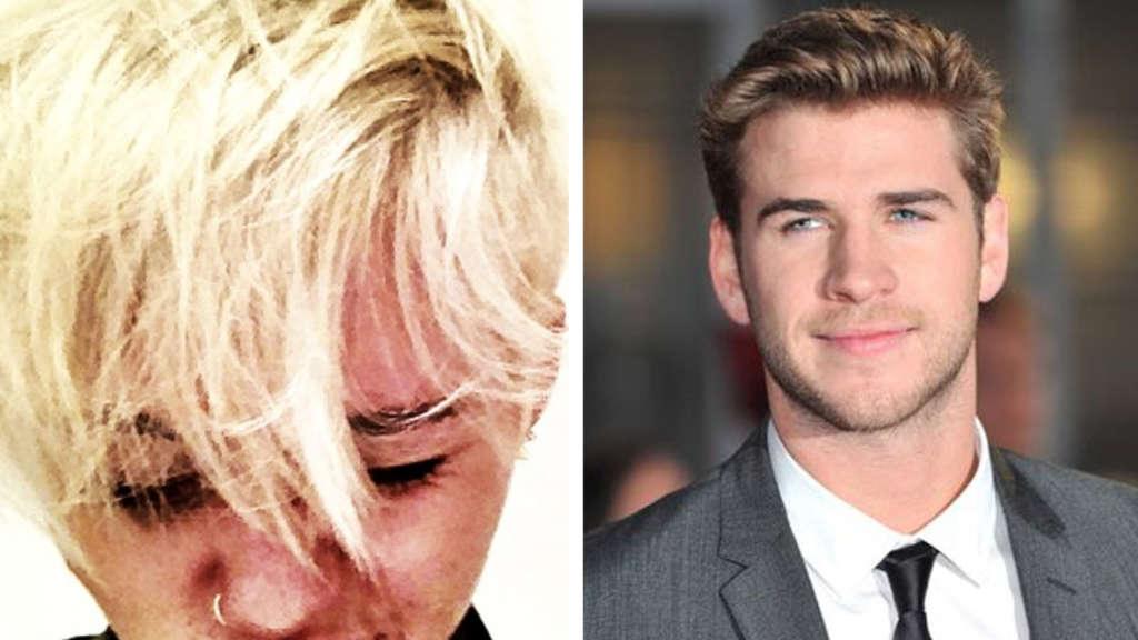 Liam Hemsworth Mag Die Frisur Von Miley Cyrus Stars