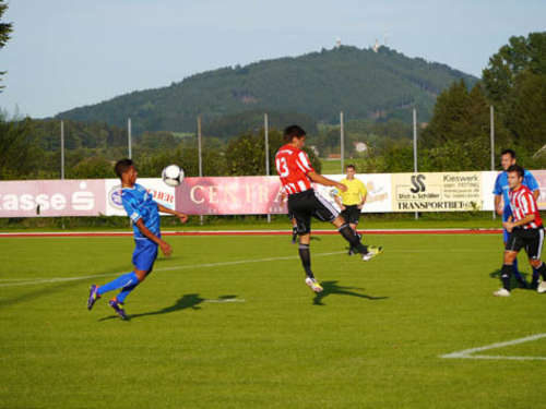 Fotos vom Toto-Pokal: Aichach in Peiting
