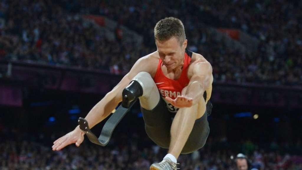 große Sammlung heiß-verkauf echt schöne Schuhe Rehms Weitsprung-Gold mit Weltrekord   Mehr Sport