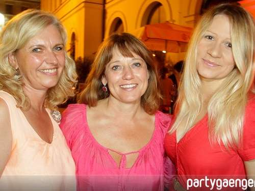 Champagning and Networking am 05.09.2012