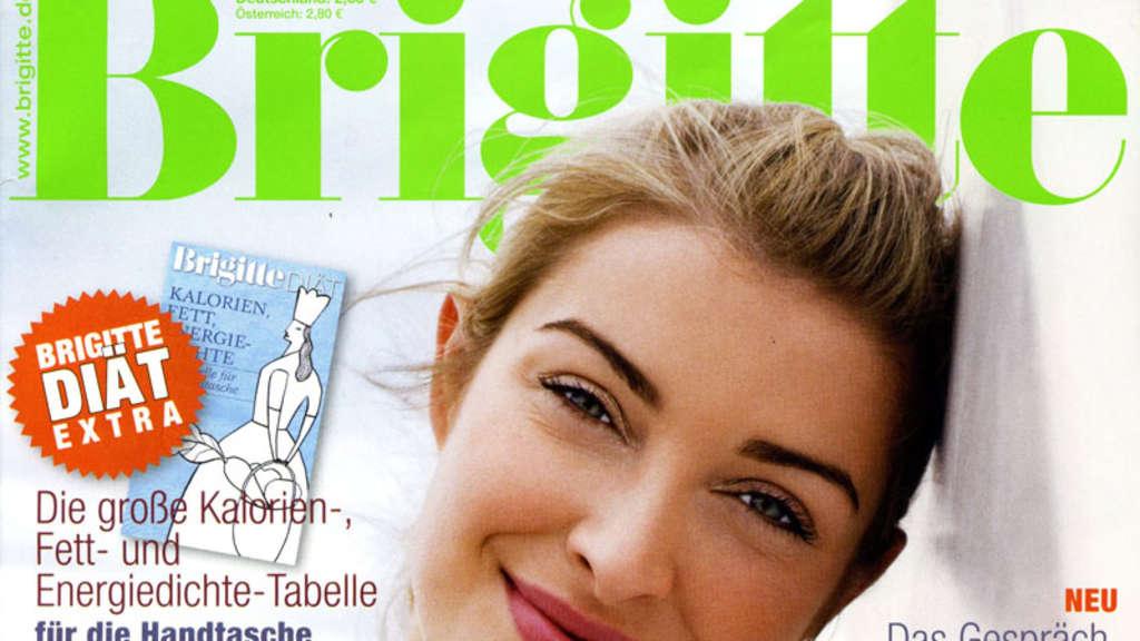 Brigitte Probeabo wieder magerwahn brigitte will echte models welt