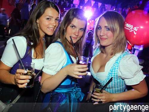 Wiesn Warmup in der Nachtgalerie am 14.09.2012