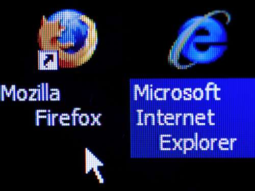 Bundesamt warnt vor Internet Explorer