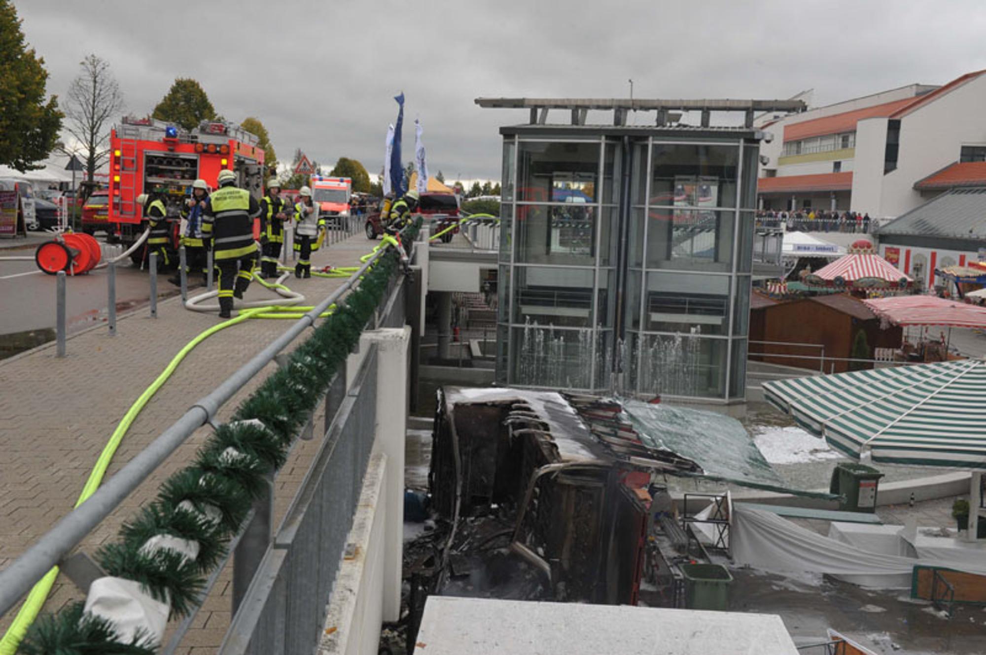 Explosionsgefahr Bei Segmüller Video Bilder Region