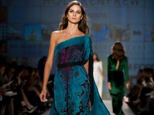Bilder von der Fashion Week in Toronto