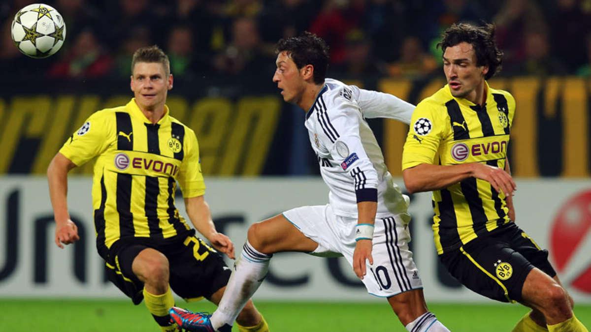 Dortmund Real Madrid Live Stream Zdf