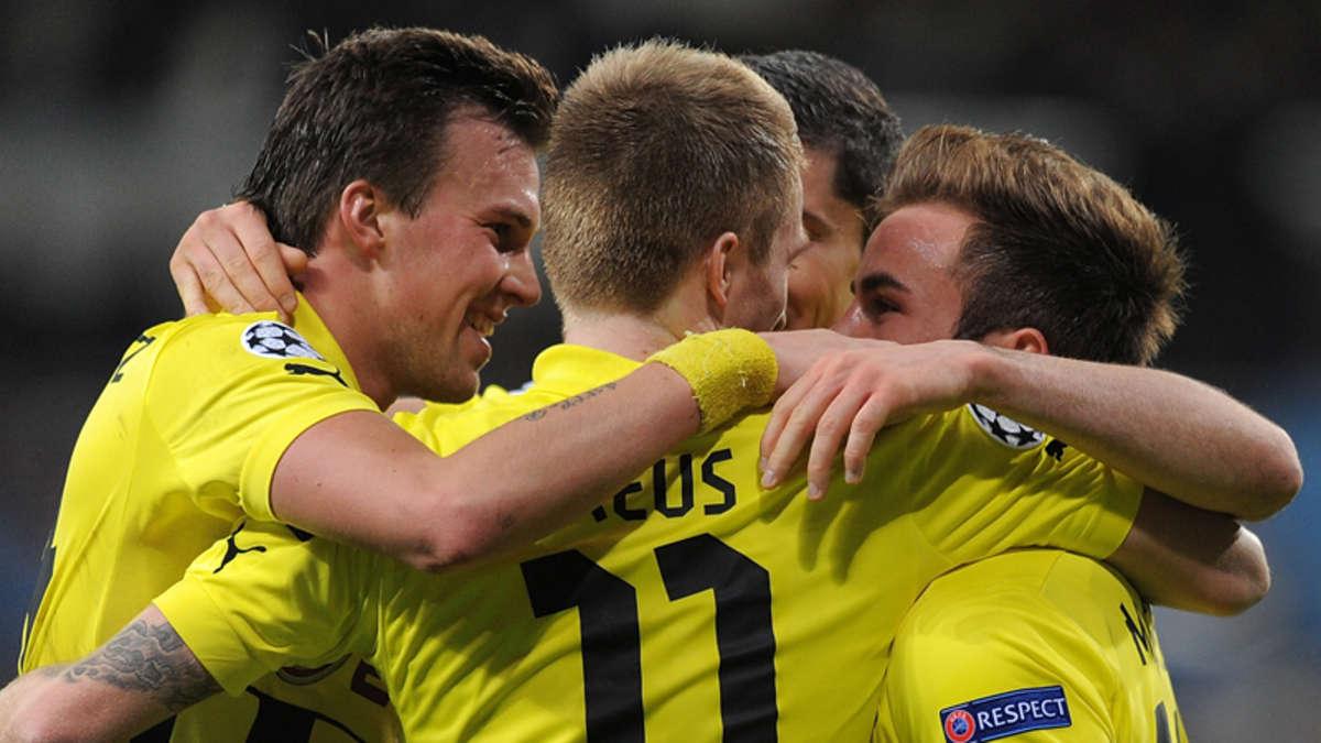 Wo Spielt Borussia Dortmund Heute