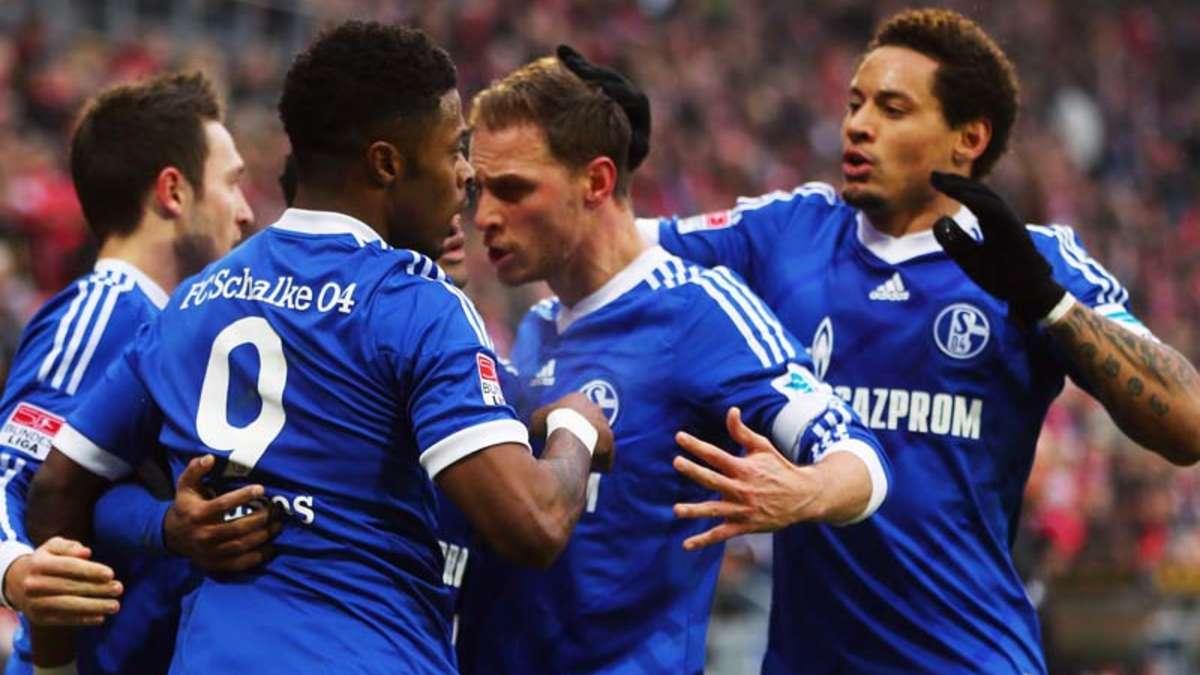 Wie Hat Schalke Gespielt Heute