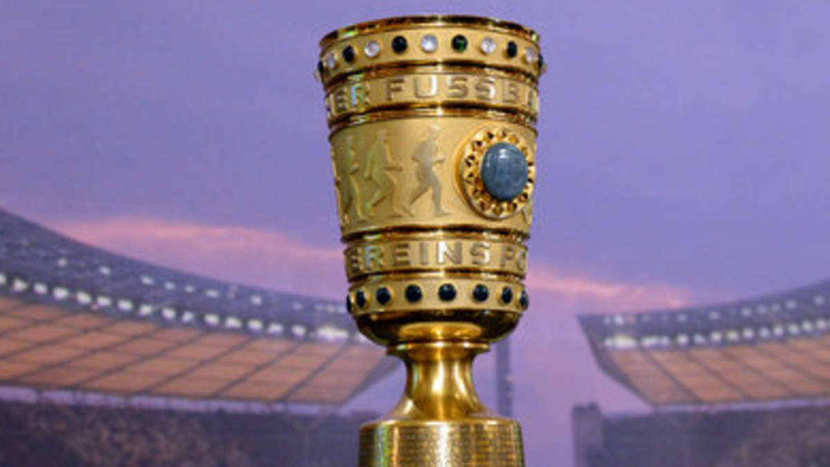 Düsseldorf Gladbach Pokal