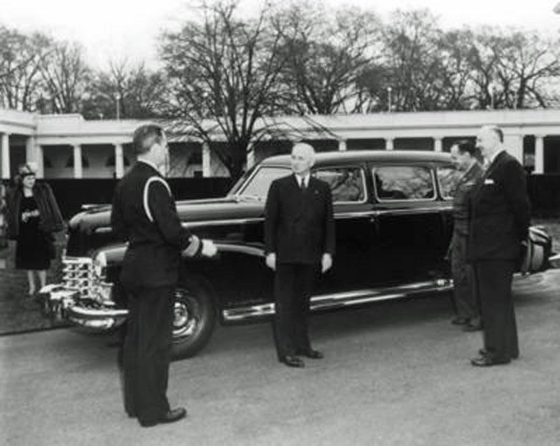 Cadillac Tradition: US-Präsident Barack Obama und seine ...