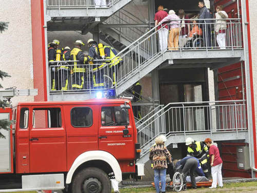 Riemerling: Brand in Altenheim