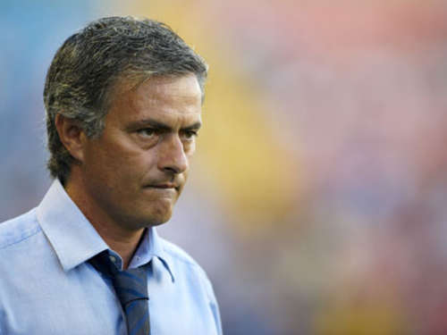 Mourinho im Clinch mit Real-Chef?