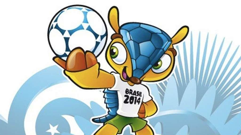 Fussball Wm Maskottchen Heisst Fuleco Fussball