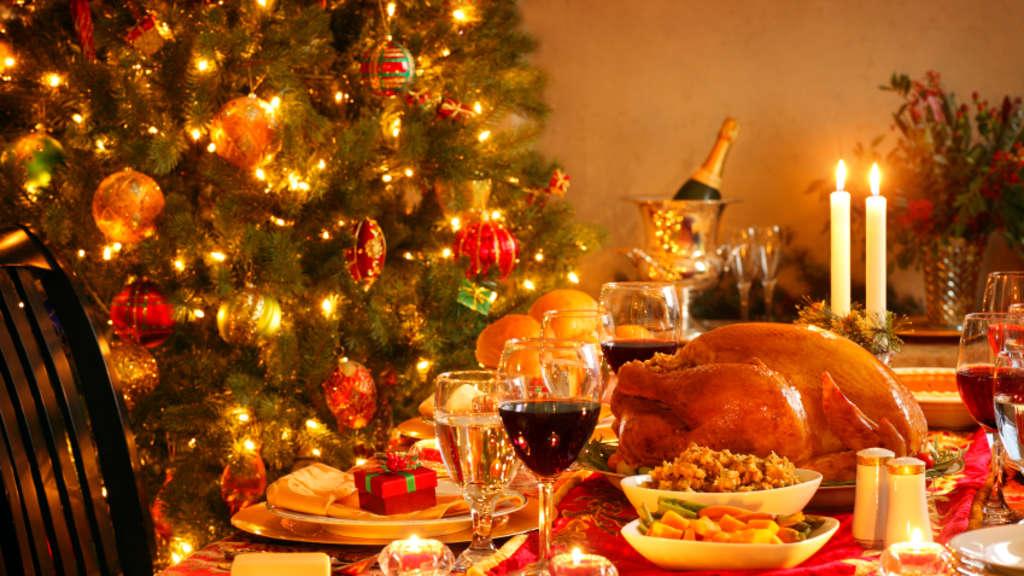 Weihnachtsessen In München.Weihnachten Per Lieferservice Welt