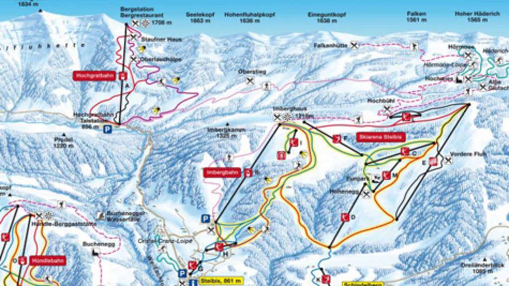 Oberstaufen Lockt Mit Vier Skigebieten Ski Und