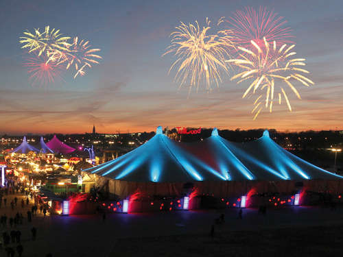 Tollwood-Silvester: Party und Gala