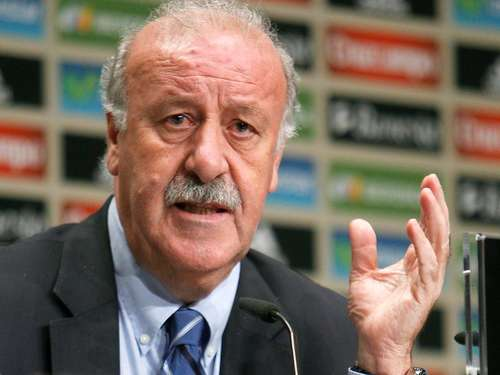 Wahl: Del Bosque bester Nationaltrainer