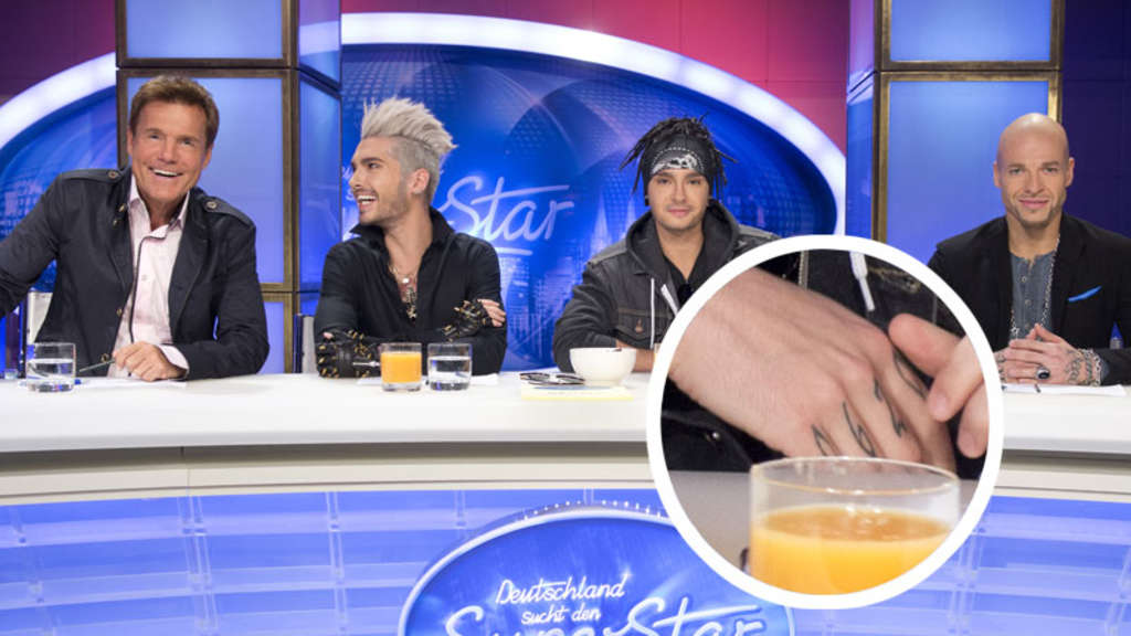 Was Bedeutet Tom Kaulitz Finger Tattoo Tv