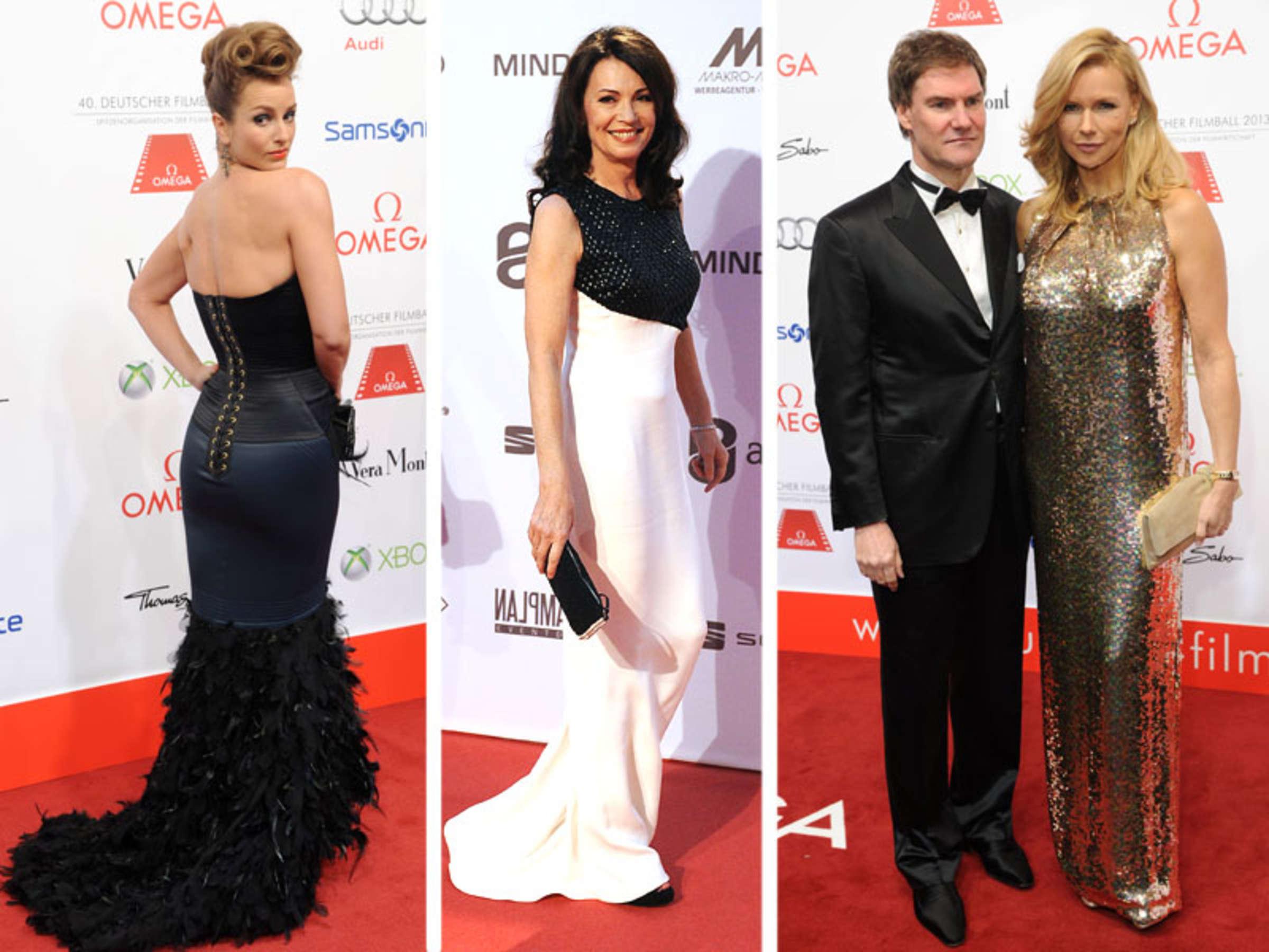 Roter Teppich: Bekommen Stars die Kleider umsonst?  Stars
