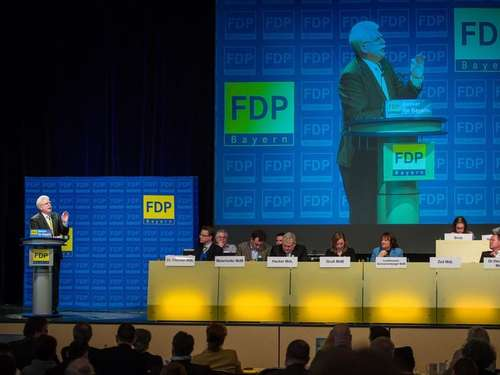 FDP will staatliche Casinos privatisieren