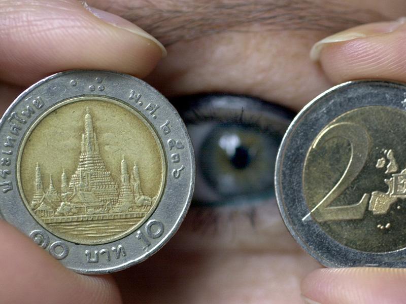 Dollar Yen Euro Renminbi Wichtigste Währungen International Reise