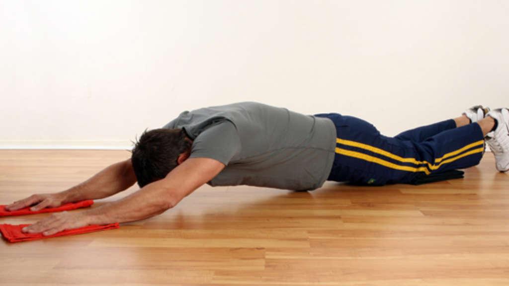 Abnehmen mit dem eigenen Körpergewicht als Trainingswiderstand | Outdoor