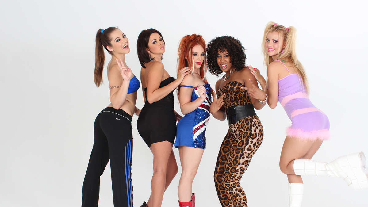 Porn Spoof On The Spice Girls Pictures Lust-1177