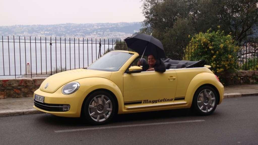vw beetle cabrio fahrbericht warum das neue cabrio kult. Black Bedroom Furniture Sets. Home Design Ideas
