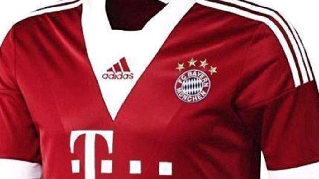 Fc Bayern Weihnachtskalender.Fc Bayern München Heimtrikot 2013 2014 Angebliches Foto Im