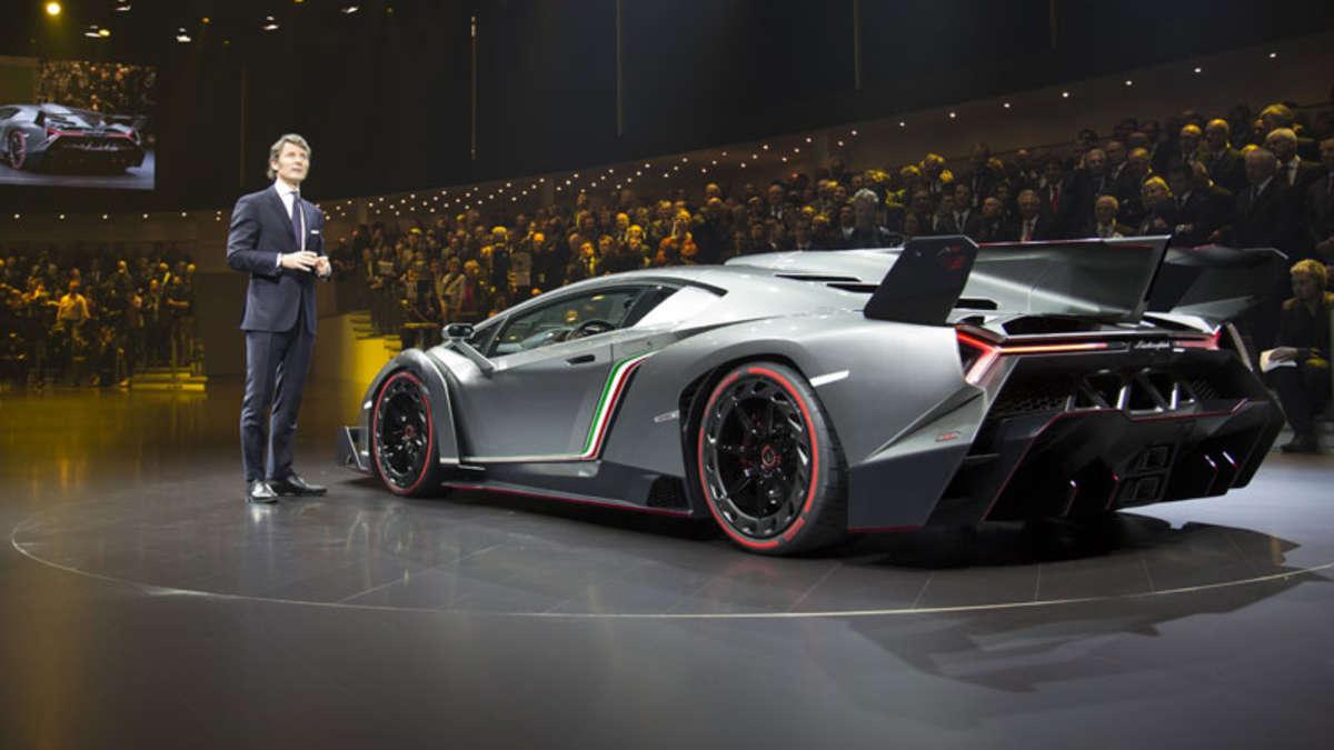Teuerste Lamborghini Der Welt