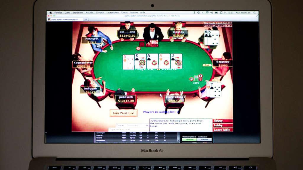 online poker deutschland