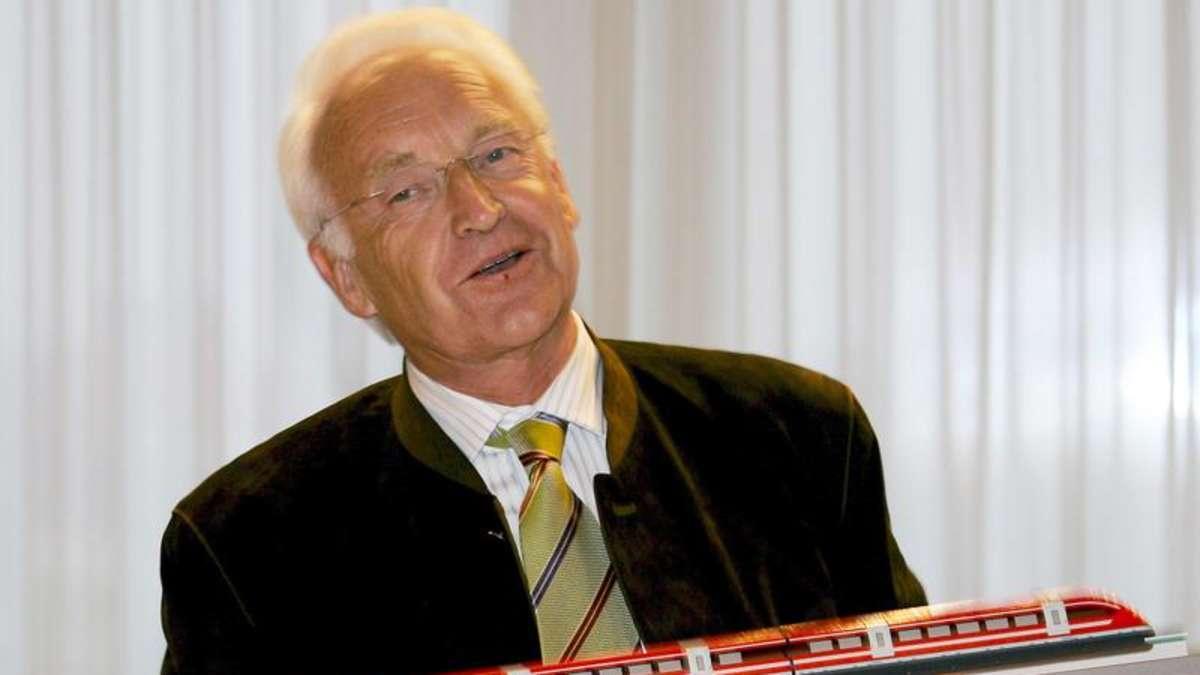 Edmund Stoiber Versprecher