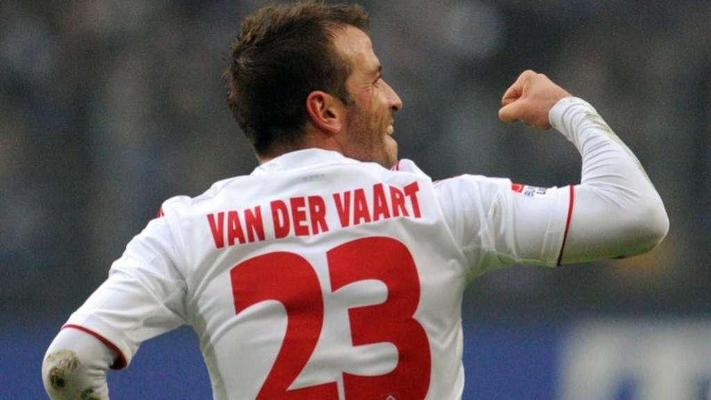 Van Der Vaart Hsv