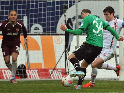30.03.2013 FC Augsburg - Hannover 96